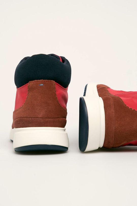 Toms - Botine Cascada Gamba: Material textil, Piele naturala Interiorul: Material textil Talpa: Material sintetic