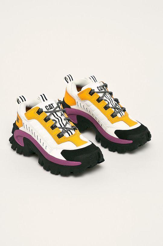 Caterpillar - Pantofi alb
