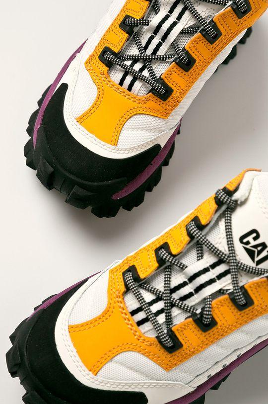 alb Caterpillar - Pantofi