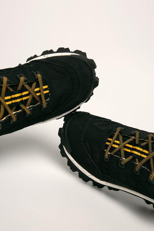 čierna Caterpillar - Topánky Intruder