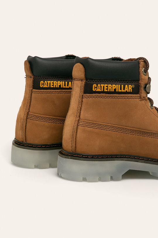 Caterpillar - Botine Gamba: Piele naturala Interiorul: Material textil Talpa: Material sintetic