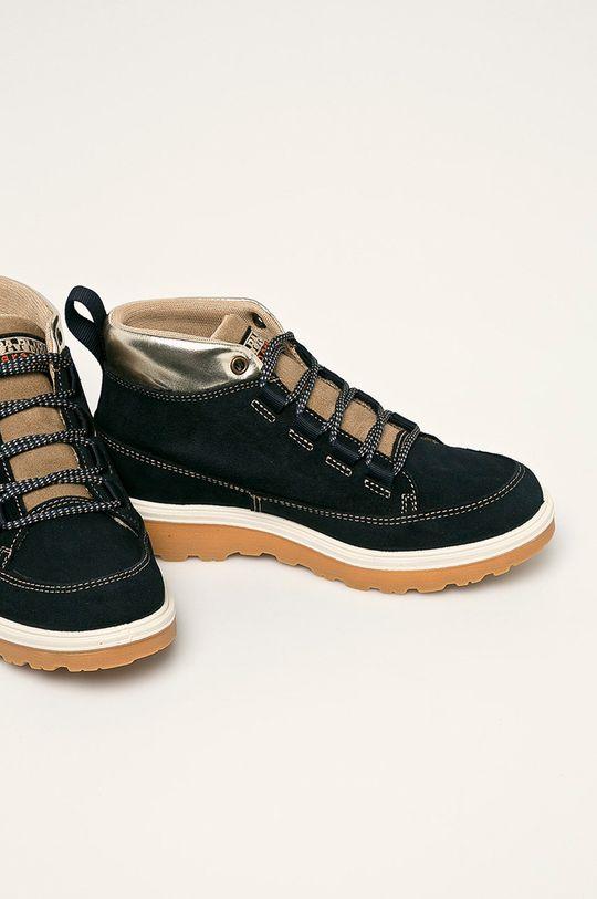 Napapijri - Členkové topánky tmavomodrá