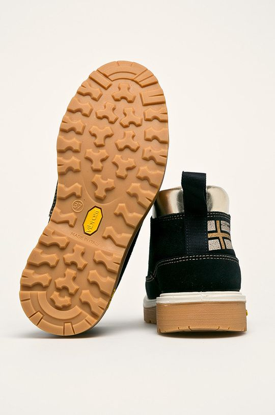 tmavomodrá Napapijri - Členkové topánky