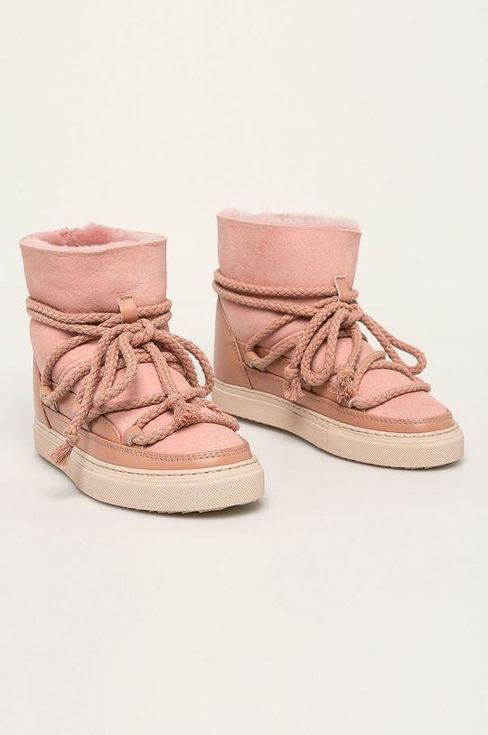 Inuikii - Cizme de iarna roz