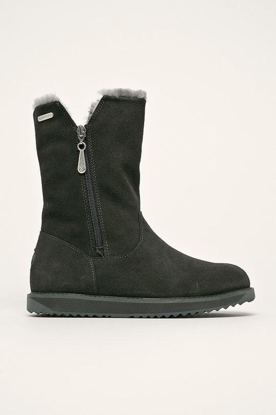 sivá Emu Australia - Členkové topánky Dámsky