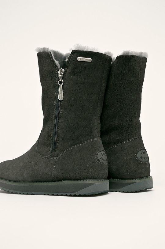 Emu Australia - Členkové topánky  Zvršok: Prírodná koža Vnútro: Merino vlna Podrážka: Syntetická látka