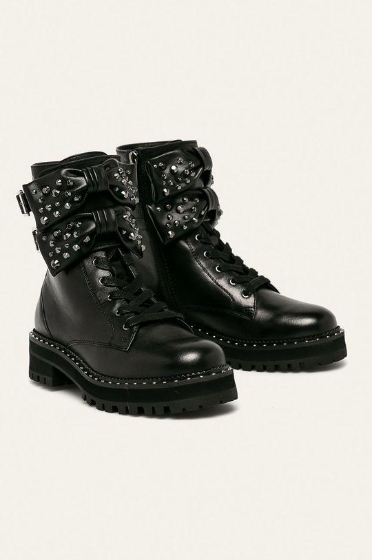 Liu Jo - Členkové topánky čierna