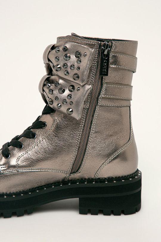Liu Jo - Členkové topánky  Zvršok: Syntetická látka, Prírodná koža Vnútro: Textil, Prírodná koža Podrážka: Syntetická látka