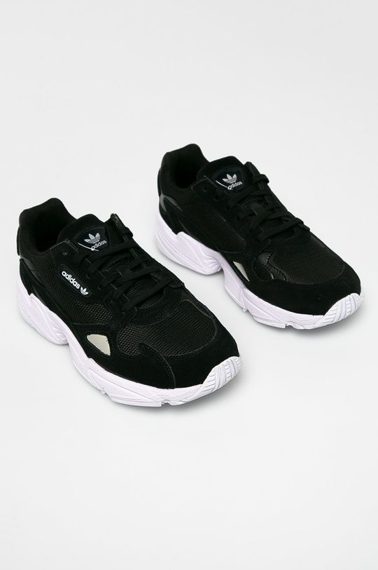adidas Originals - Boty Falcon W černá