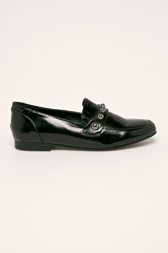 negru Glamorous - Mocasini De femei