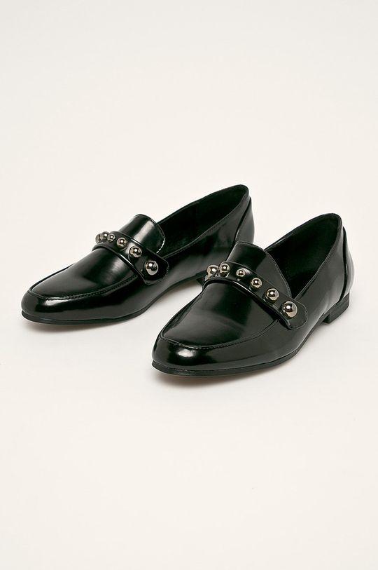 Glamorous - Mocasini negru