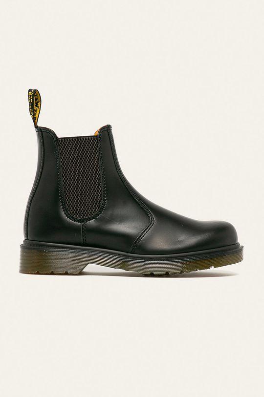 čierna Dr Martens - Členkové topánky Dámsky
