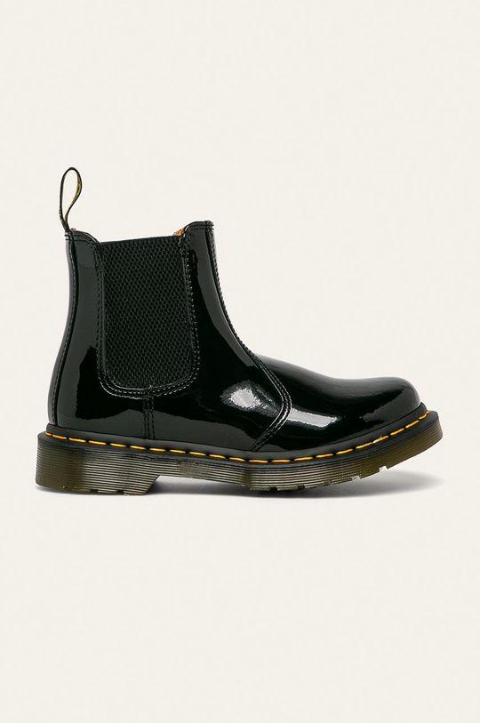 čierna Dr. Martens - Kožené topánky Chelsea Dámsky