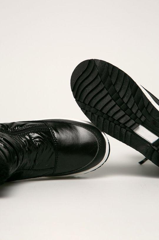 negru Glamorous - Cizme de iarna