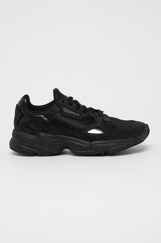 czarny adidas Originals - Buty Falcon Damski