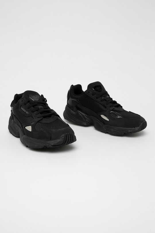 adidas Originals - Buty Falcon czarny