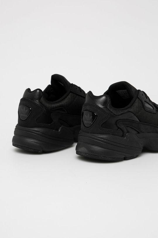 adidas Originals - Buty Falcon Cholewka: Materiał tekstylny, Skóra naturalna, Wnętrze: Materiał tekstylny, Podeszwa: Materiał syntetyczny