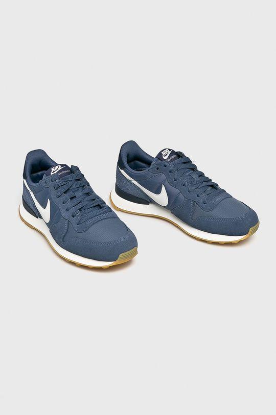 Nike Sportswear - Topánky WMNS Internationalist modrá