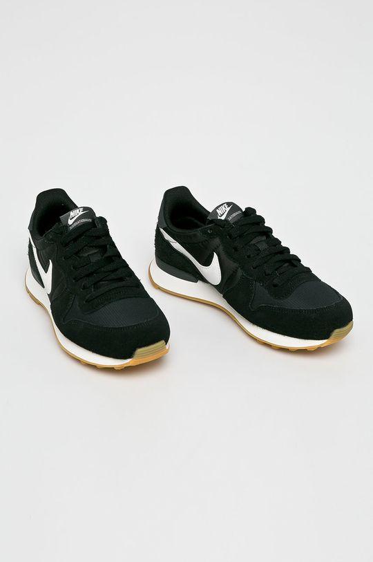 Nike Sportswear - Pantofi WMNS Internationalist negru