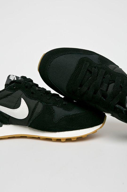 negru Nike Sportswear - Pantofi WMNS Internationalist