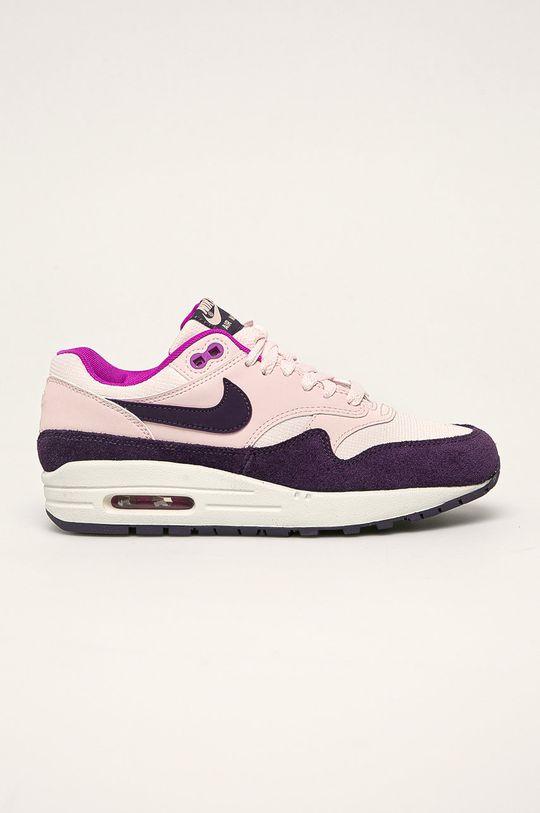 ružová Nike Sportswear - Topánky Air Max 1 Dámsky