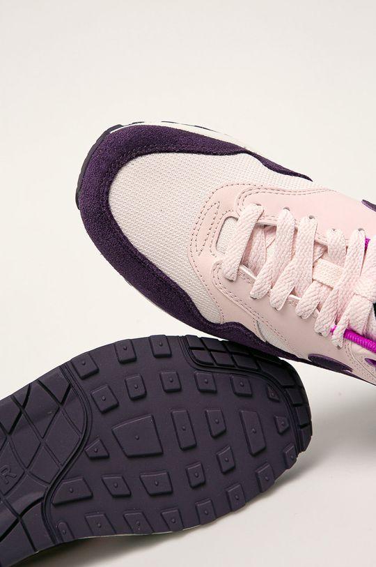 ružová Nike Sportswear - Topánky Air Max 1