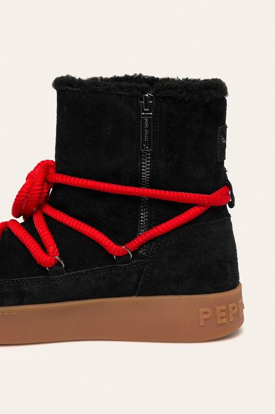 Pepe Jeans - Апрески Brixton Warm  Горна част: Велур Вътрешна част: Текстилен материал Подметка: Синтетичен материал