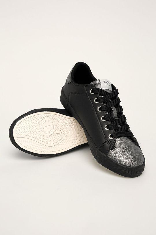 černá Pepe Jeans - Tenisky