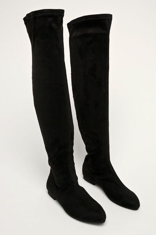 Corina - Cizme negru