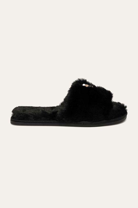 negru Karl Lagerfeld - Papuci de casa De femei