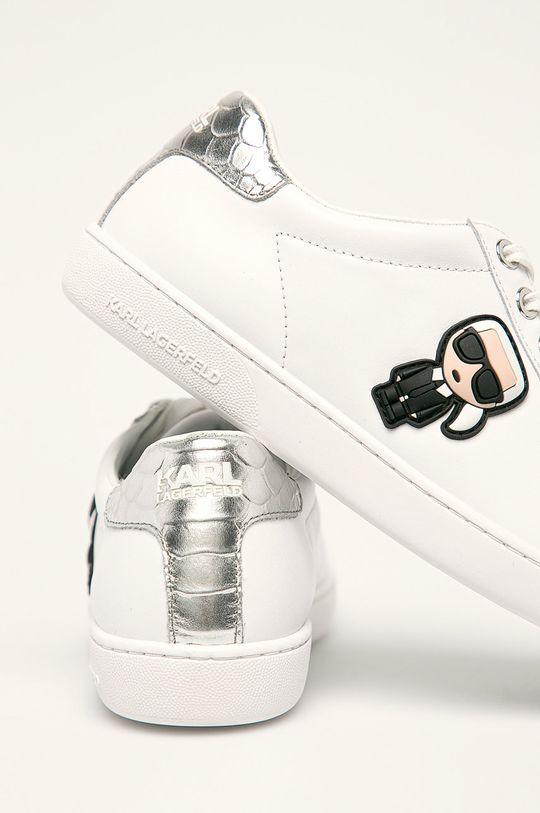 Karl Lagerfeld - Pantofi Gamba: Piele naturala Interiorul: Material sintetic, Piele naturala Talpa: Material sintetic