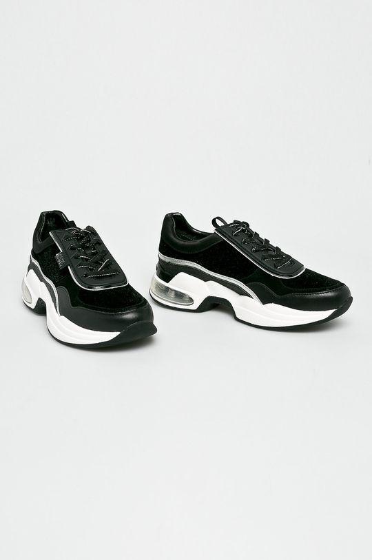 Karl Lagerfeld - Boty černá