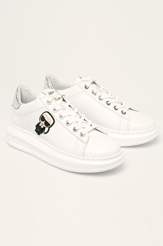 Karl Lagerfeld - Buty biały