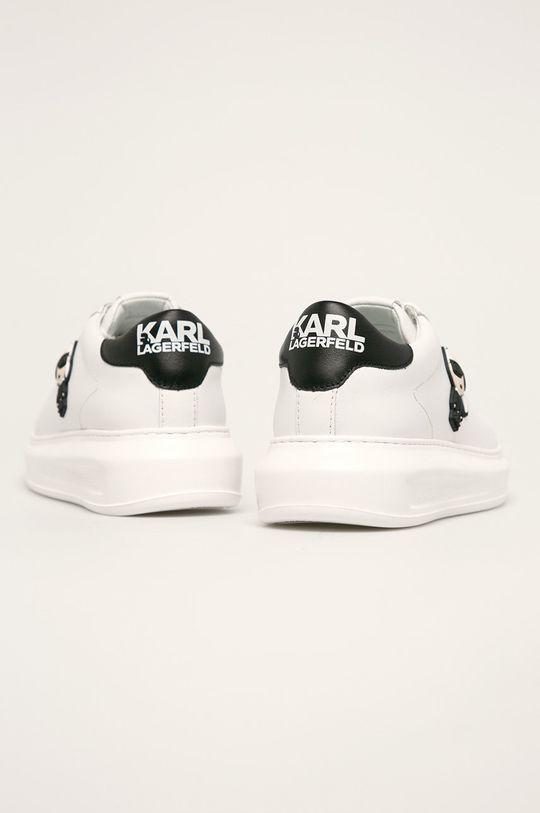 Karl Lagerfeld - Boty Svršek: Přírodní kůže Vnitřek: Umělá hmota, Přírodní kůže Podrážka: Umělá hmota