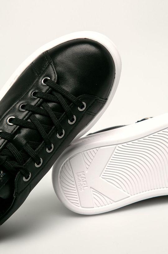 Karl Lagerfeld - Kožená obuv Dámsky