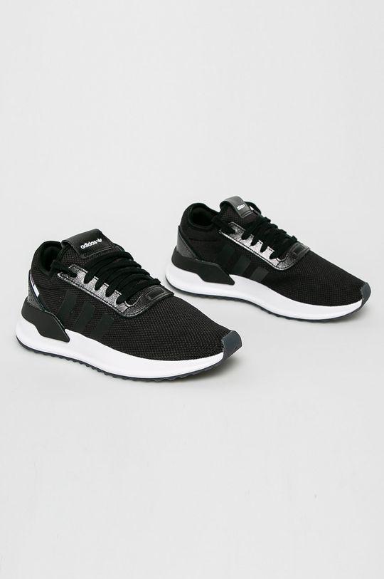 adidas Originals - Pantofi U_Path X negru