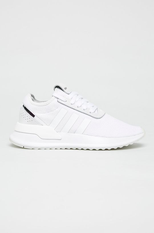 alb adidas Originals - Pantofi U_Path X W De femei