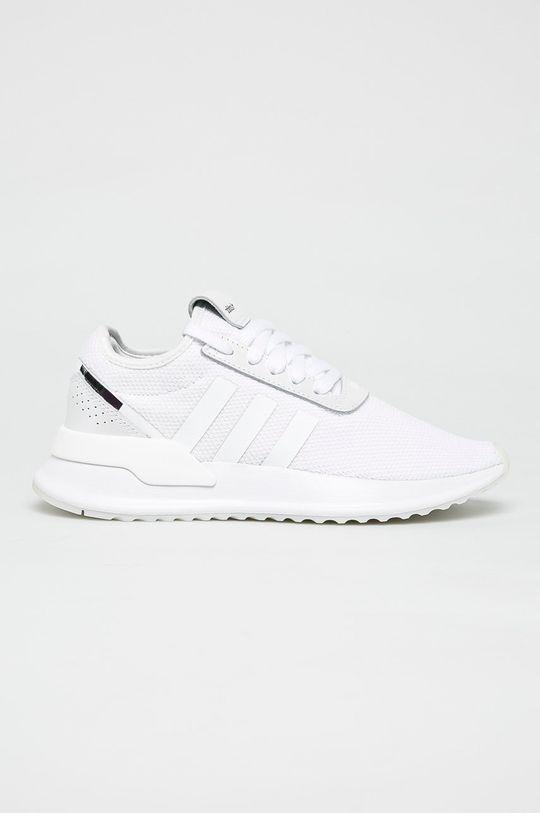 bílá adidas Originals - Boty U_Path X W Dámský