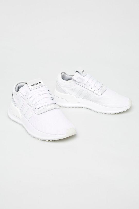 adidas Originals - Boty U_Path X W bílá