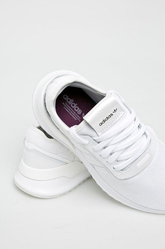 adidas Originals - Boty U_Path X W Svršek: Textilní materiál, Přírodní kůže Vnitřek: Přírodní kůže Podrážka: Umělá hmota