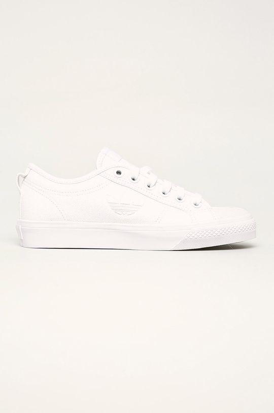 bílá adidas Originals - Boty Dámský