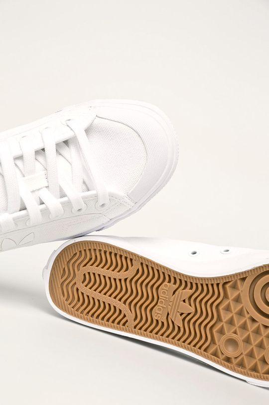 bílá adidas Originals - Boty