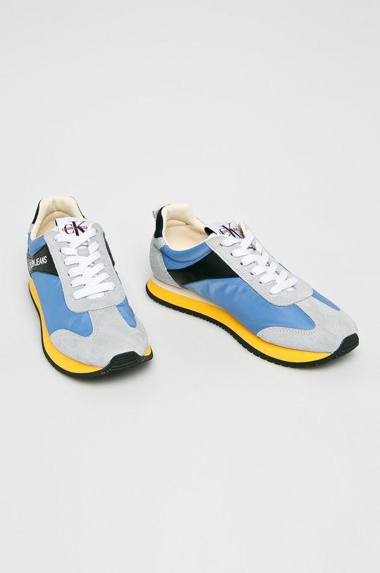 Calvin Klein Jeans - Pantofi albastru