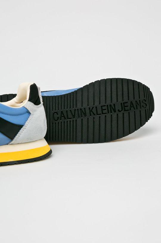 Calvin Klein Jeans - Pantofi Gamba: Material sintetic, Material textil Interiorul: Material sintetic, Material textil Talpa: Material sintetic