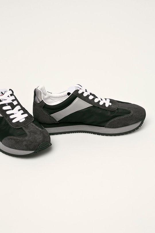 Calvin Klein Jeans - Topánky čierna