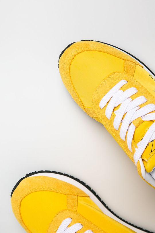 žlutá Calvin Klein Jeans - Boty