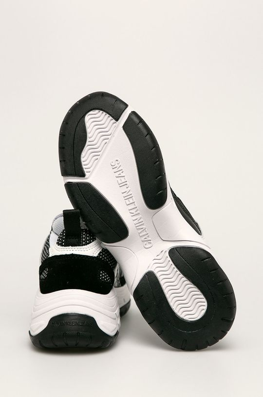 Calvin Klein Jeans - Buty Cholewka: Materiał syntetyczny, Materiał tekstylny, Skóra naturalna, Podeszwa: Materiał syntetyczny, Wkładka: Materiał tekstylny
