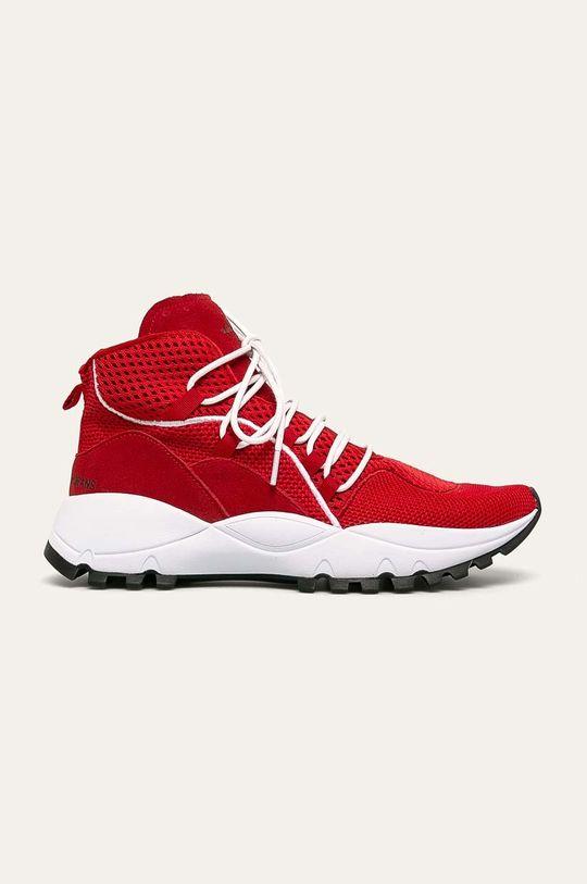 červená Calvin Klein Jeans - Boty Dámský