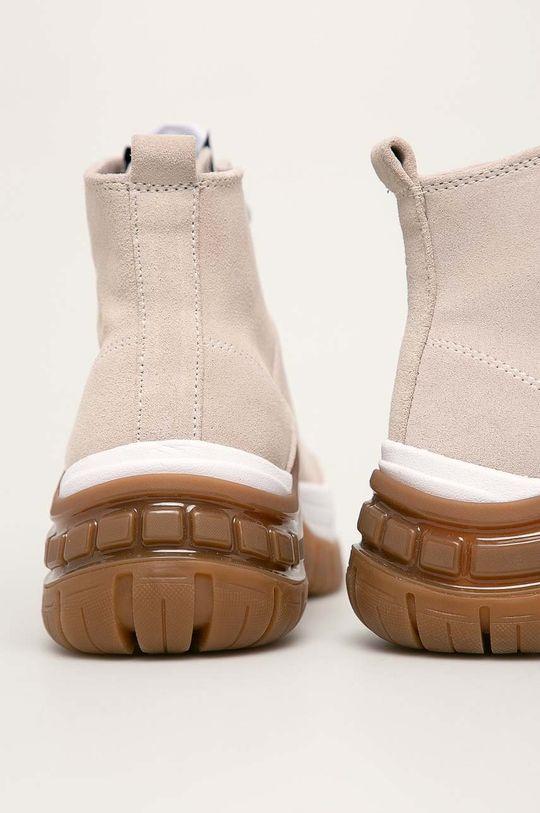 Calvin Klein Jeans - Botine Gamba: Material sintetic, Piele naturala Interiorul: Material sintetic Talpa: Material sintetic