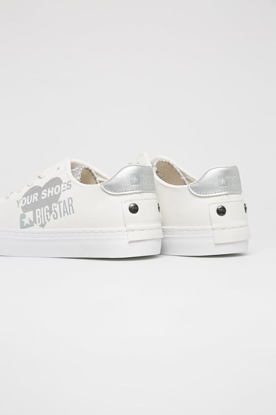 alb Big Star - Pantofi